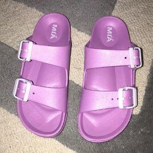MIA Kids Birk-Like Sandals